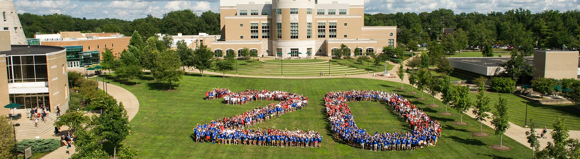 Welcome, Class of 2020!
