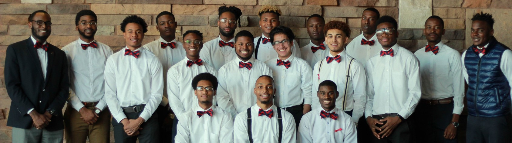 The Collegiate Men of Distinction