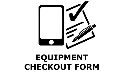 Faculty Equipment Checkout Form